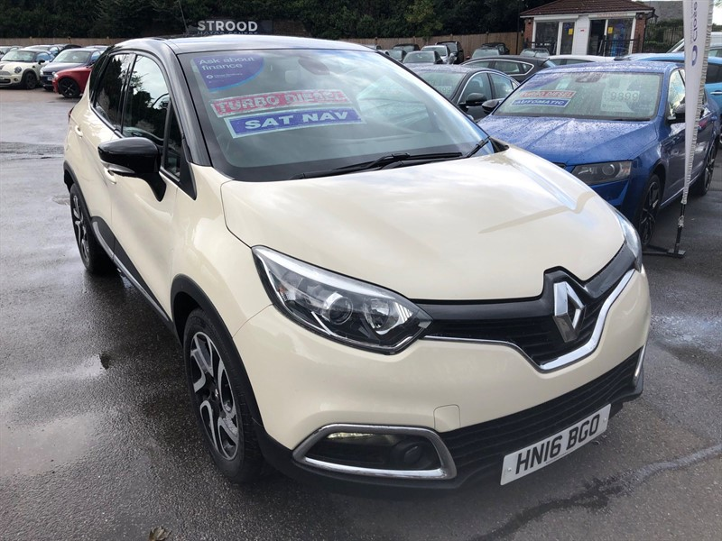 used Renault Captur ENERGY Dynamique S Nav (s/s) in rochester-kent