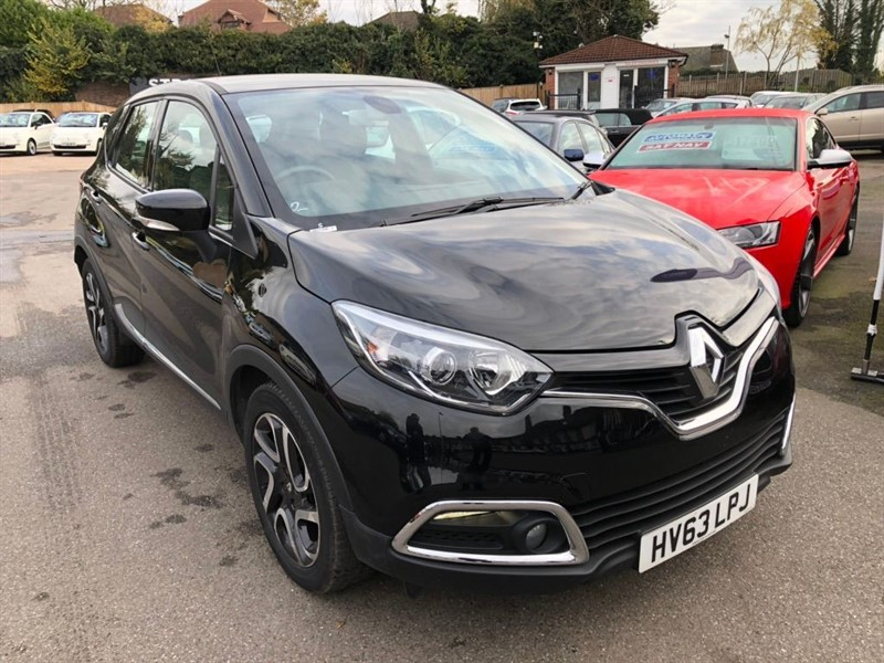 used Renault Captur TCe Dynamique MediaNav (s/s) 5dr in rochester-kent