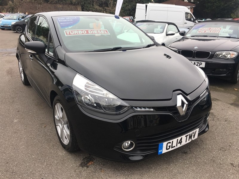 used Renault Clio dCi ENERGY Expression + (s/s) 5dr in rochester-kent