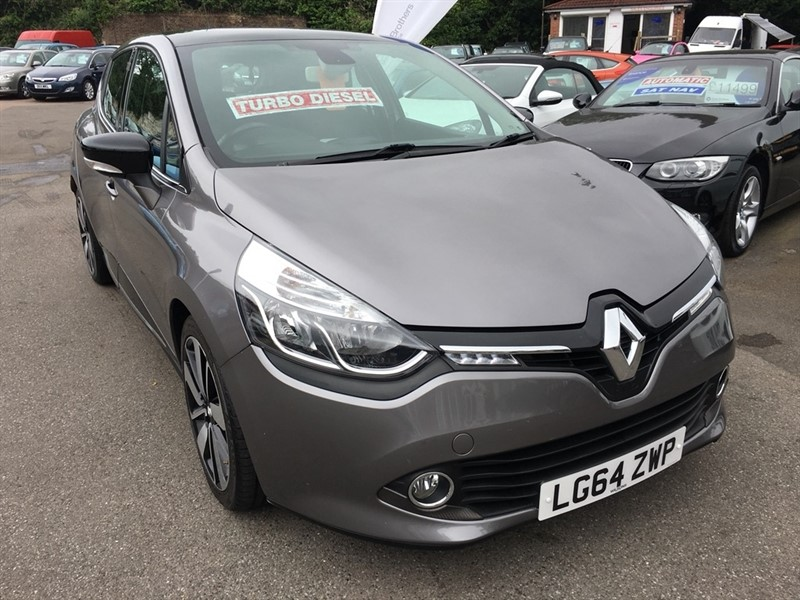 used Renault Clio dCi ENERGY Dynamique S MediaNav 5dr in rochester-kent