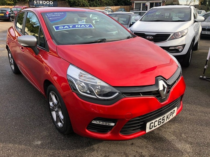 used Renault Clio TCe Dynamique Nav (s/s) 5dr in rochester-kent