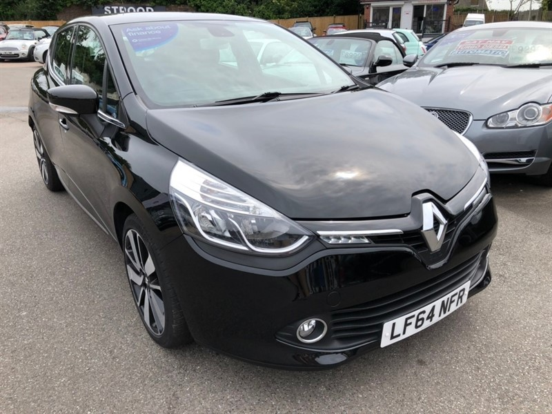 used Renault Clio TCe Dynamique S MediaNav (s/s) 5dr in rochester-kent