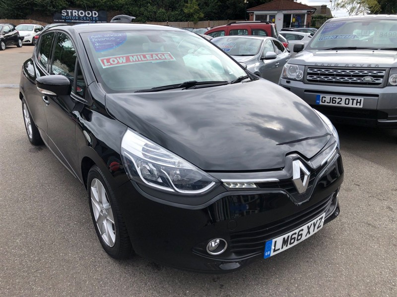 used Renault Clio TCe Dynamique Nav (s/s) in rochester-kent