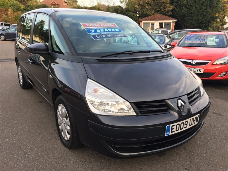 used Renault Espace dCi Team 5dr in rochester-kent