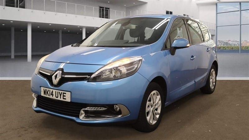 used Renault Grand Scenic Dynamique TomTom EDC Auto in rochester-kent