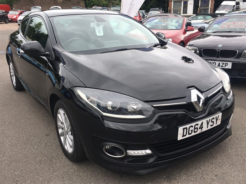 used Renault Megane dCi ENERGY Limited TomTom (s/s) 3dr in rochester-kent