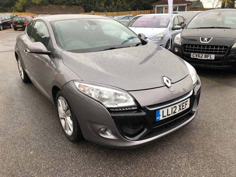 used Renault Megane dCi Dynamique Tom (s/s) 3dr in rochester-kent