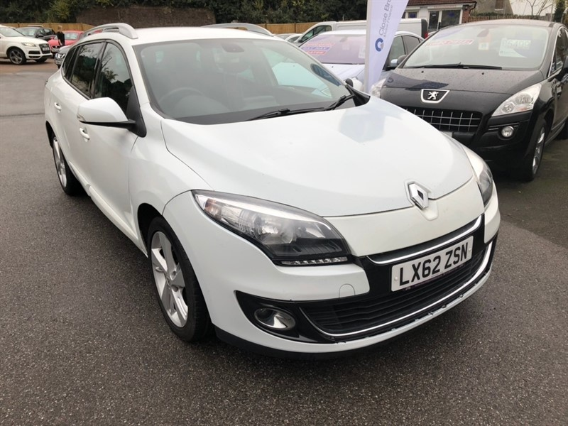used Renault Megane dCi ECO Dynamique Tom (s/s) 5dr in rochester-kent