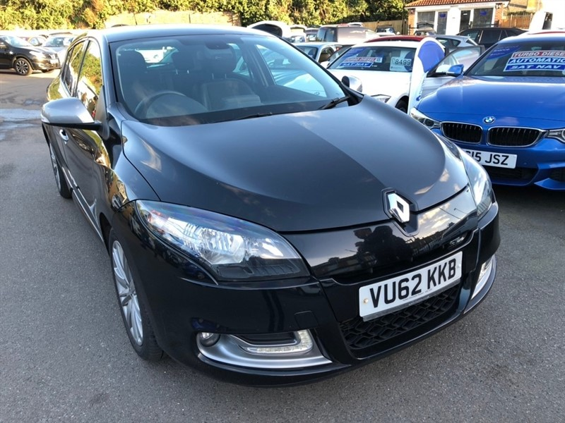 used Renault Megane dCi ECO GT Line TomTom (s/s) 5dr in rochester-kent