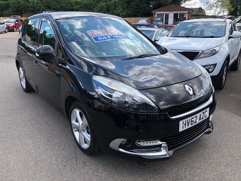 used Renault Scenic dCi Dynamique Tom (s/s) 5dr in rochester-kent