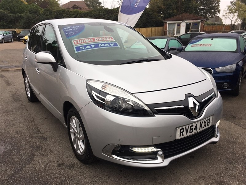 used Renault Scenic TD ENERGY Dynamique Tom (s/s) 5dr in rochester-kent