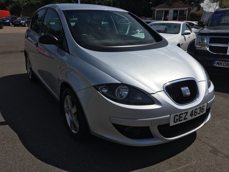 used SEAT Altea Reference 5dr in rochester-kent