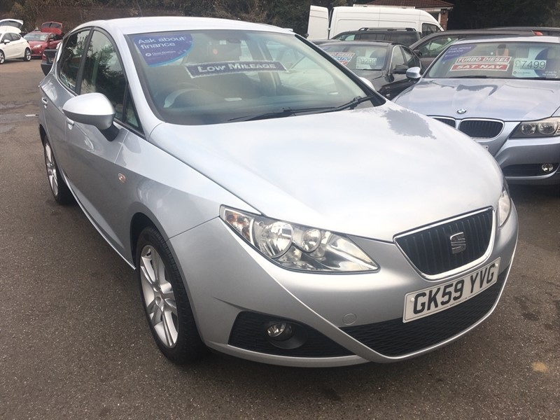 used SEAT Ibiza 16v Sport 5dr in rochester-kent