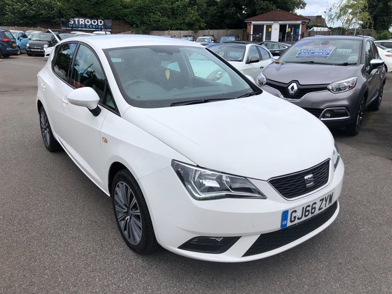 used SEAT Ibiza SE (Tech Pack) in rochester-kent