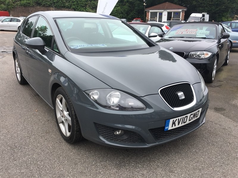 used SEAT Leon S 5dr in rochester-kent