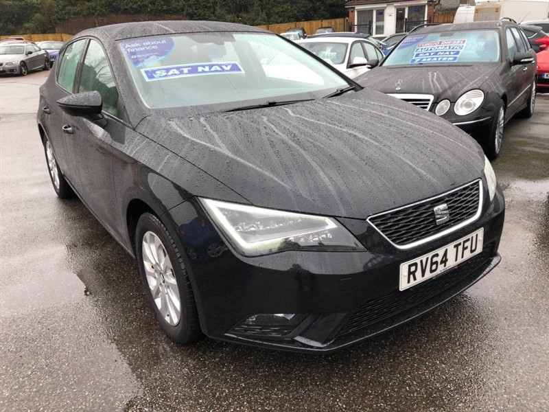 used SEAT Leon TSI SE (Tech Pack) (s/s) 5dr in rochester-kent
