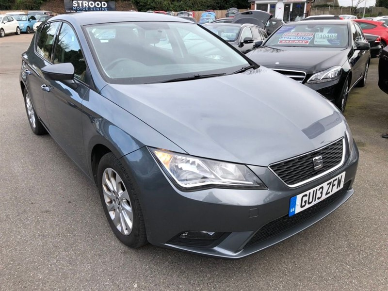 used SEAT Leon SE (s/s) in rochester-kent