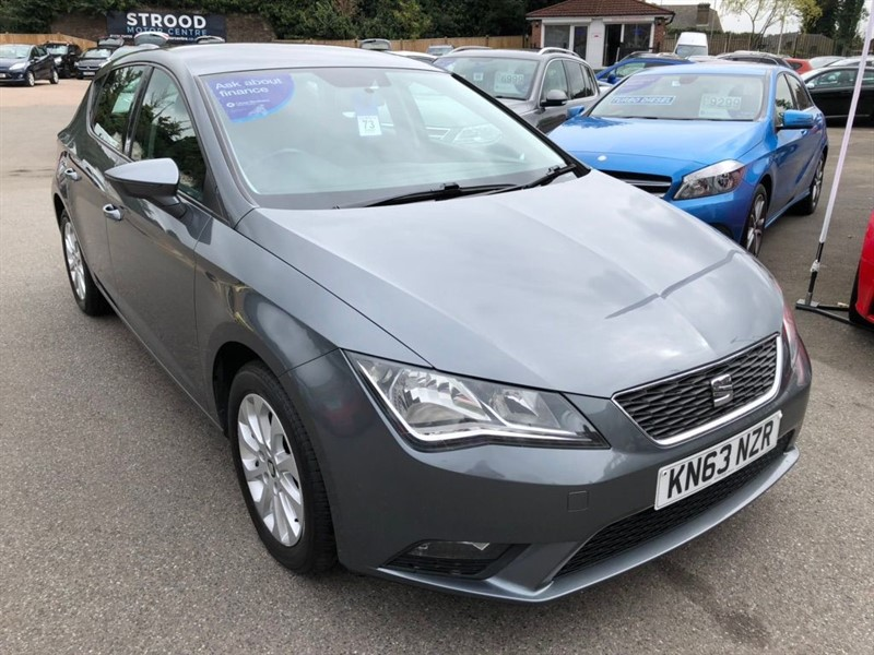 used SEAT Leon TSI SE (s/s) 5dr in rochester-kent