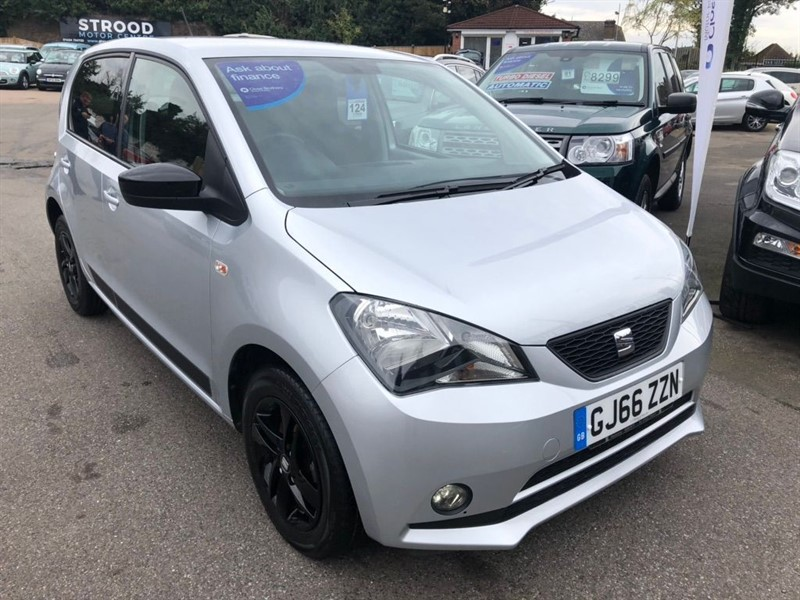 used SEAT Mii 12v Design Mii 5dr in rochester-kent