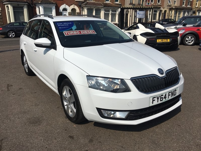 used Skoda Octavia TDI CR DPF Tour de France 4x4 5dr in rochester-kent