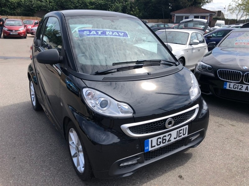 used Smart Car Fortwo CDI Passion Softouch 2dr in rochester-kent