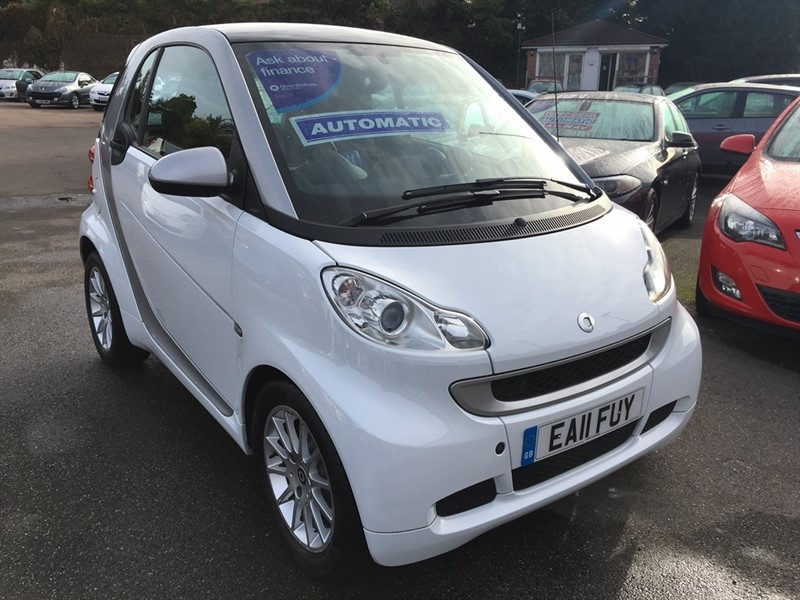 used Smart Car Fortwo MHD Passion Coupe Softouch 2dr in rochester-kent