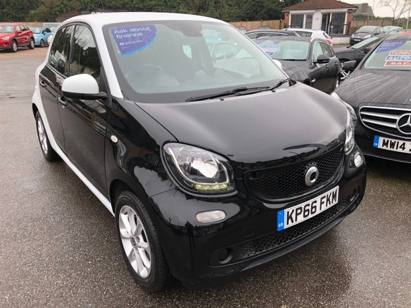 used Smart Car Forfour Passion (s/s) in rochester-kent