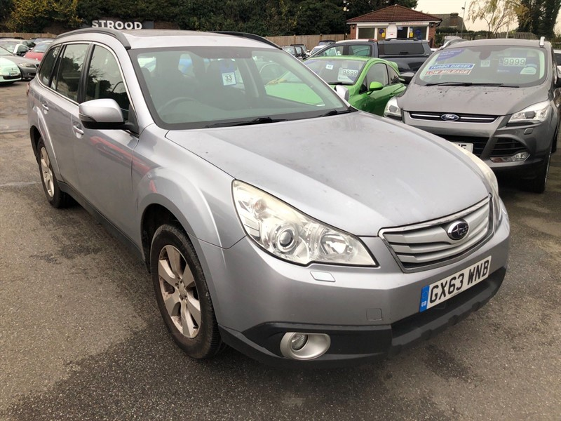 used Subaru Outback SE Lineartronic 4x4 in rochester-kent
