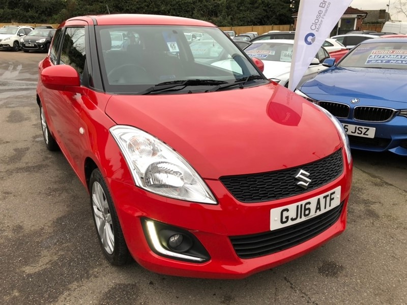 used Suzuki Swift 1.2 SZ3 3dr in rochester-kent