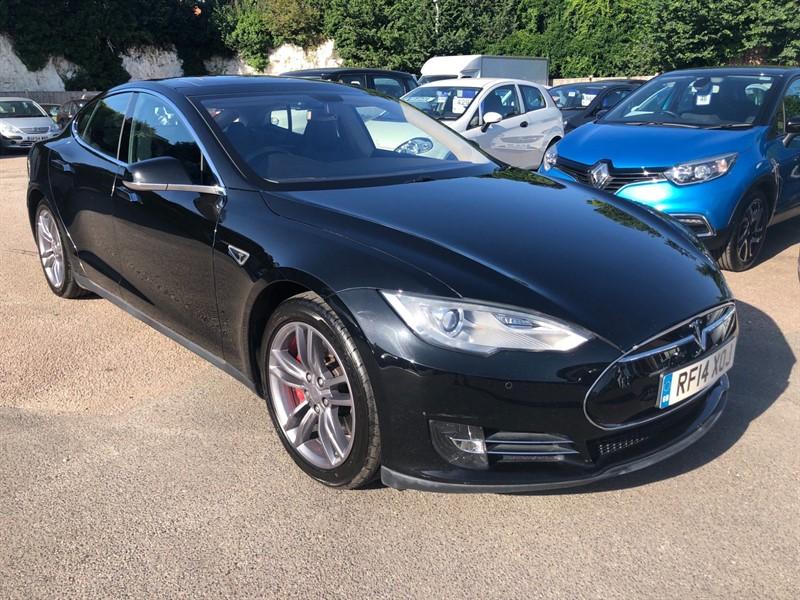 used Tesla Model S E 85 CVT in rochester-kent