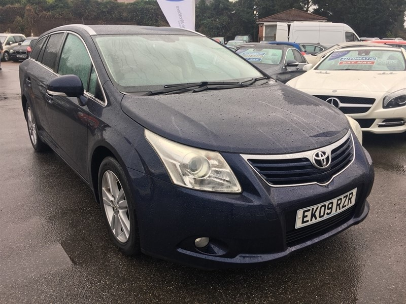 used Toyota Avensis V-Matic T4 M-Drive S 5dr in rochester-kent