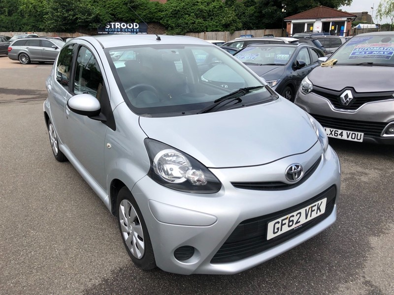 used Toyota Aygo Ice in rochester-kent
