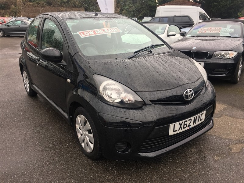 used Toyota Aygo VVT-i Ice 5dr in rochester-kent