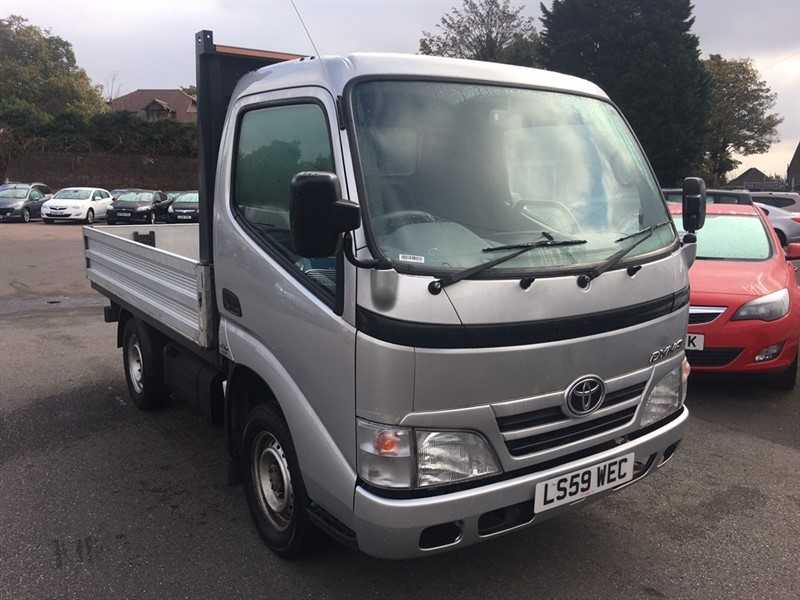 used Toyota Dyna D-4D 300 SWB 2dr in rochester-kent