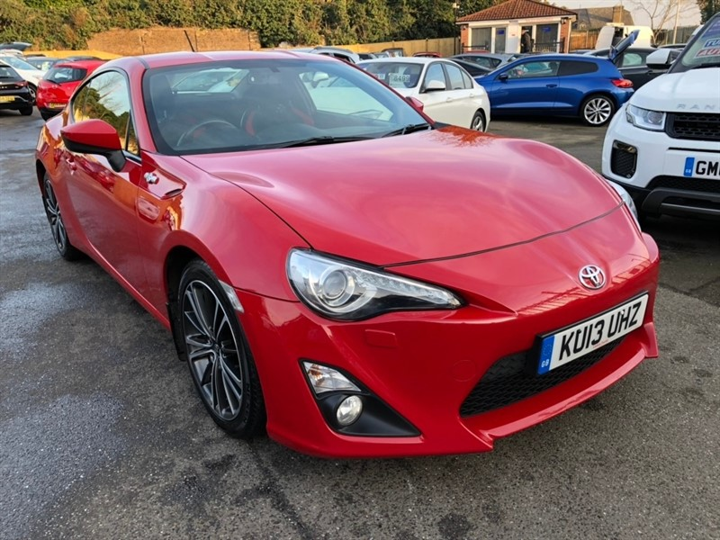used Toyota GT86 D-4S GT86 3dr in rochester-kent