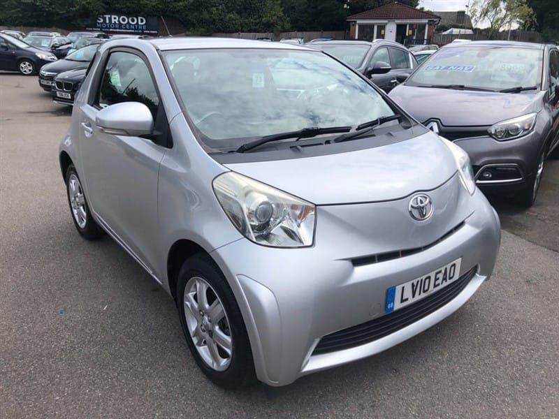 used Toyota iQ Multidrive in rochester-kent
