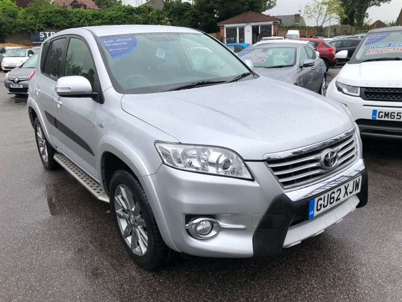 used Toyota RAV4 D-CAT SR 5dr in rochester-kent