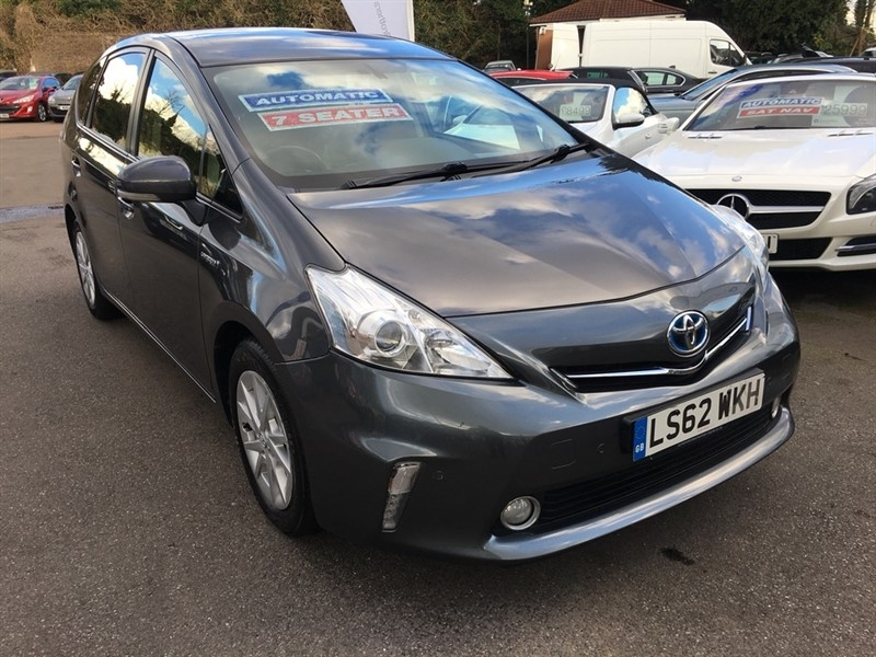 used Toyota  Prius+ VVT-i T4 CVT 5dr (7 Seats) in rochester-kent