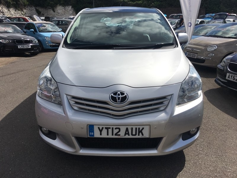 used Toyota Verso D-4D T Spirit 5dr (7 Seats) in rochester-kent