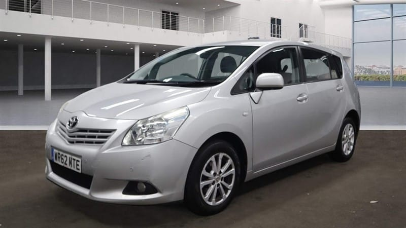 used Toyota Verso D-4D TR (7 Seats) in rochester-kent