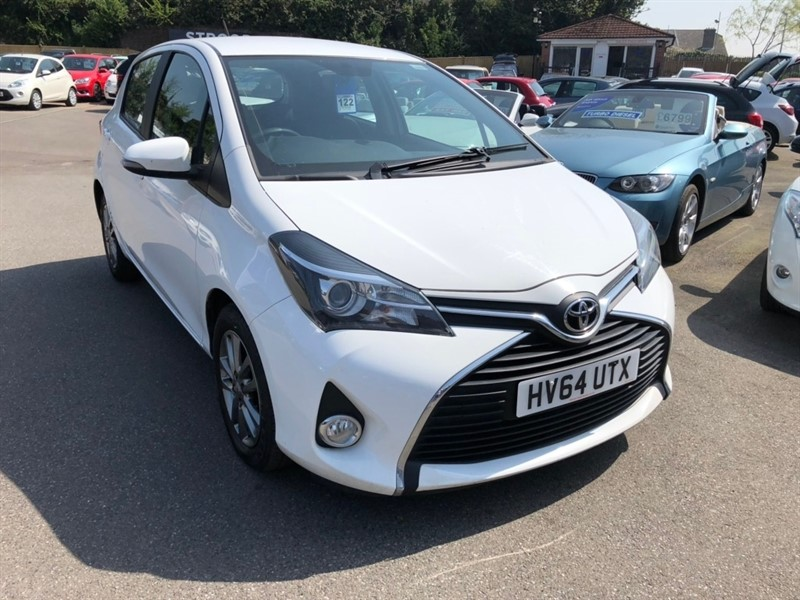 used Toyota Yaris D-4D Icon 5dr in rochester-kent
