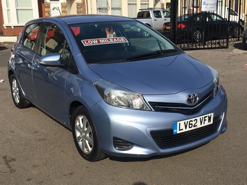 used Toyota Yaris 1.33 VVT-i TR 5dr in rochester-kent