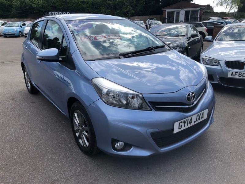used Toyota Yaris 1.33 Icon+ (Smart pack) in rochester-kent