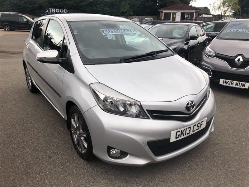 used Toyota Yaris 1.33 VVT-i SR M-Drive S in rochester-kent