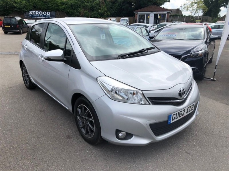 used Toyota Yaris Edition in rochester-kent