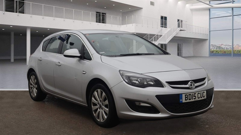 used Vauxhall Astra ecoFLEX 94g Tech Line (s/s) in rochester-kent