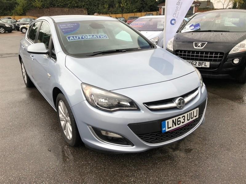 used Vauxhall Astra i VVT 16v SE 5dr in rochester-kent