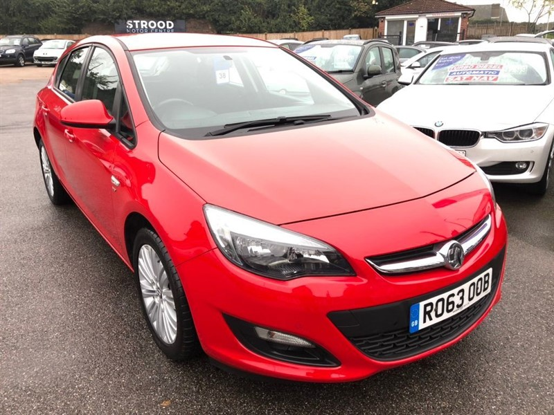 used Vauxhall Astra 16v Energy 5dr in rochester-kent