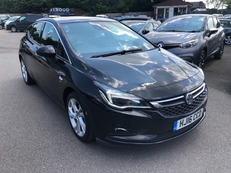 used Vauxhall Astra SRi in rochester-kent