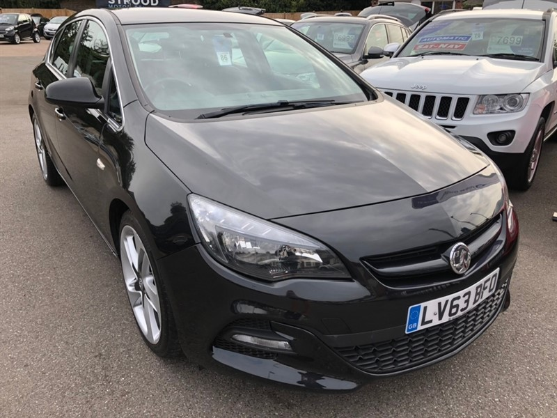 used Vauxhall Astra 16v Limited Edition 5dr in rochester-kent